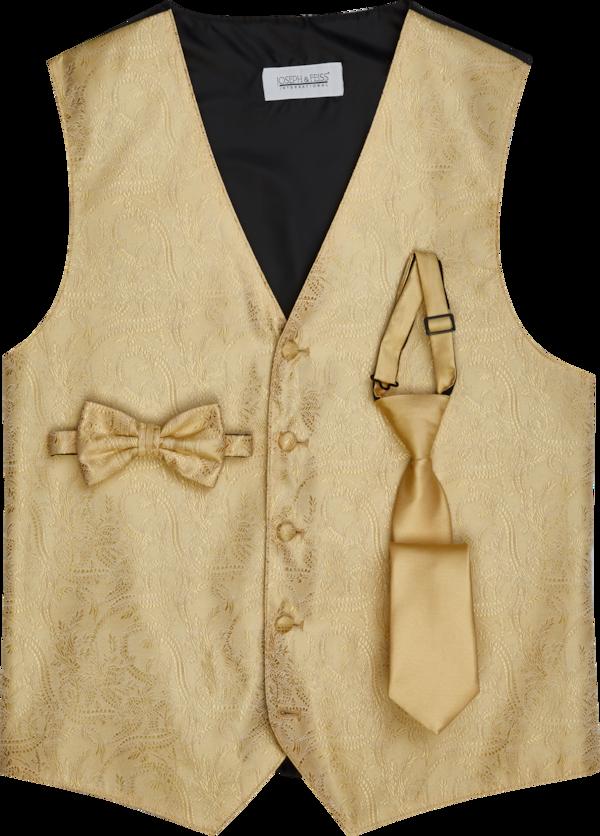 Tuscany Victorian Gold Vest Tux & Suit Rentals | Men's ...