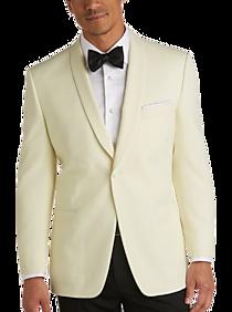 Pronto Uomo Cream Modern Fit Dinner Jacket