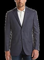 Pronto Uomo Platinum Modern Fit Sport Coat, Blue