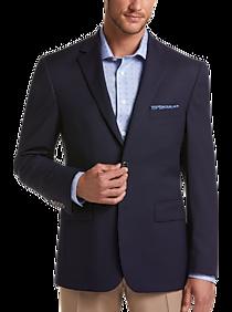 Mens Sport Coats - Pronto Uomo Navy Modern Fit Sport Coat - Men's Wearhouse