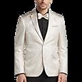 Egara Cream Slim Fit Dinner Jacket