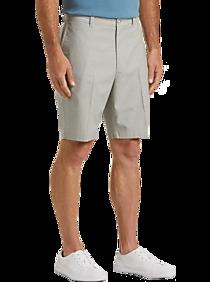 Joseph Abboud Khaki Tan Modern Fit Shorts