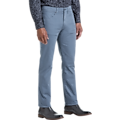 Joseph Abboud Blue Gray Garment Dyed Slim Fit