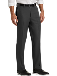 Haggar Cool 18® PRO Charcoal Gray Slim Fit
