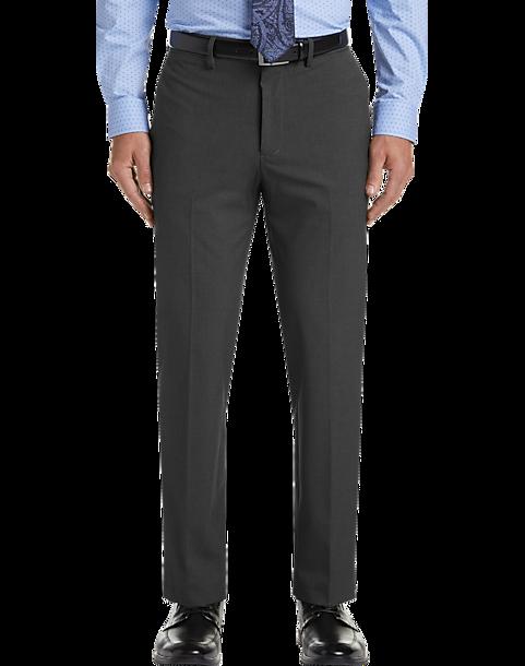Details about  /Haggar Men/'s Stretch Subtle Grid Slim Premium Flex Choose SZ//color