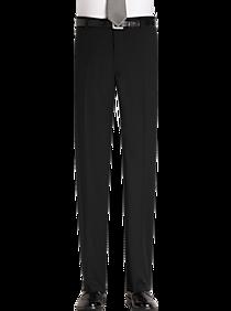 Mens Pants & Shorts, Big & Tall - Joseph Abboud Black Modern Fit Suit Separates Dress Pants - Men's Wearhouse