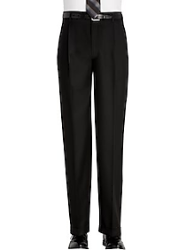 Mens Clearance, Big & Tall - Joseph & Feiss Black Classic Fit Dress Pants - Men's Wearhouse