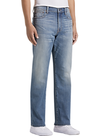 Mens Lucky Brand, Brands - Lucky Brand 329 Anton Medium Wash Classic Fit Jeans - Men's Wearhouse