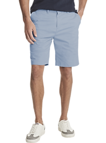 Mens Shorts Starting at $24.99, Pants - Tommy Hilfiger Pink Stretch Twill Short - Men's Wearhouse