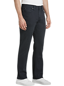 Mens Jeans, Sale - Joe's Jeans Brixton Navy Slim Fit Twill Pants - Men's Wearhouse