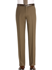 Mens Clearance, Big & Tall - Awearness Kenneth Cole Taupe Dress Pants - Men's Wearhouse