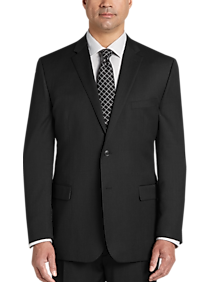 Mens Suits - Pronto Uomo Charcoal Modern Fit Suit - Men's Wearhouse