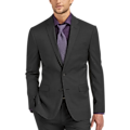 Awearness Kenneth Cole AWEAR-TECH Charcoal Extreme Slim Fit
