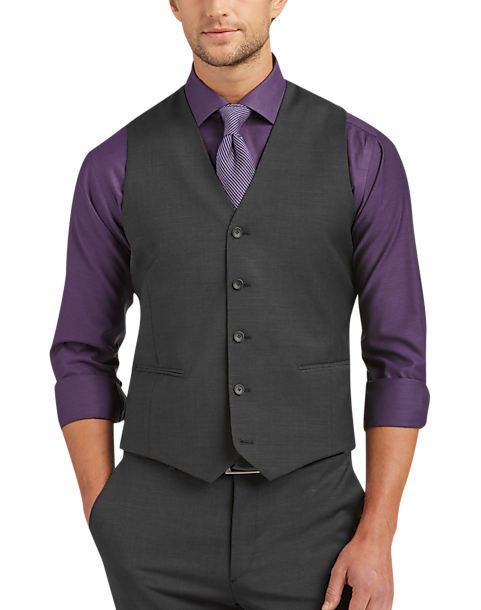 Awearness Kenneth Cole AWEAR-TECH Slim Fit Suit Separates Vest
