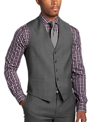 Awearness Kenneth Gray Suit Separates Vest