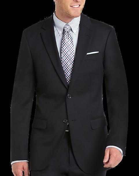 Tommy Hilfiger Navy Slim Fit Suit