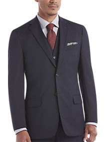 Mens Joseph Abboud, Suits - Joseph Abboud Navy Modern Fit Suit - Men's Wearhouse