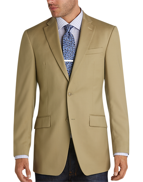Austin Reed Tan Modern Fit Suit Separates Coat Men S Sport Coats Men S Wearhouse