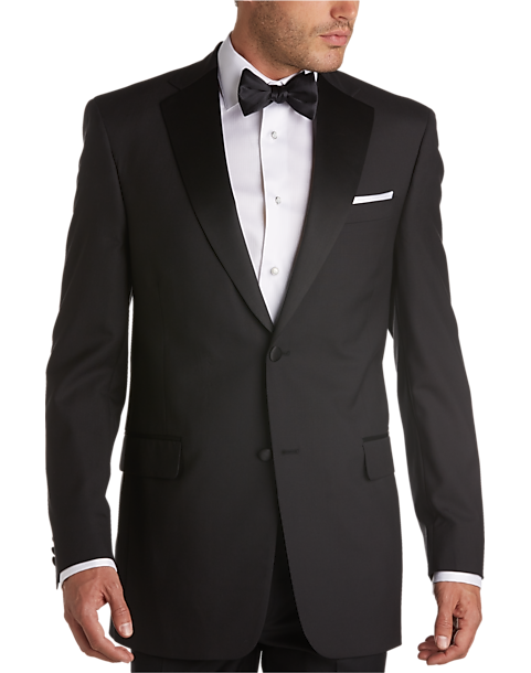 Austin Reed Black Modern Fit Suit Separates Tuxedo Coat Men S Suits Men S Wearhouse