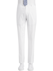 60s – 70s Mens Bell Bottom Jeans, Flares, Disco Pants Paisley  Gray Slim Fit Suit Separates Dress Pants White $29.99 AT vintagedancer.com