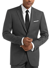 Mens Tuxedos, Suits - Joseph Abboud Black Label Gray Slim Fit Tuxedo - Men's Wearhouse