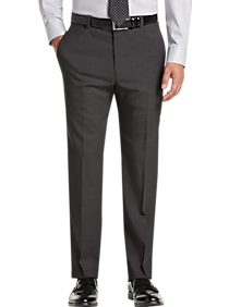Mens Modern Fit, Suits - Joseph Abboud Modern Fit Charcoal Tic Suit Separates Dress Pants - Men's Wearhouse