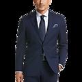 Joseph Abboud Blue Tic Slim Fit Suit