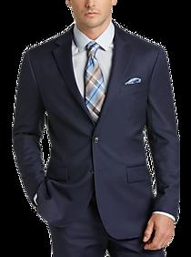 JOE Joseph Abboud Blue Slim Fit Suit
