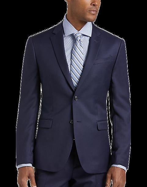 JOE Joseph Abboud Blue Extreme Slim Fit Suit Separates Coat - Men's Suits |  Men's Wearhouse