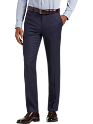 JOE Joseph Abboud Blue Extreme Slim Fit Suit
