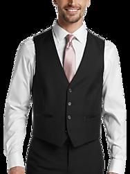 Calvin Klein Black Slim Fit Suit Separates Tuxedo