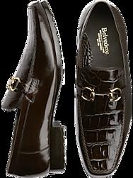 Belvedere Plato Brown Bit Loafers