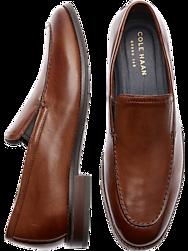 Cole Haan Aerocraft Grand Venetian Tan Loafers