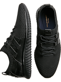 Mens $99.99 Cole Haan Shoes, Shoes - Cole Haan GrandM?tion Black Stitchlite Lace Ups - Men's Wearhouse