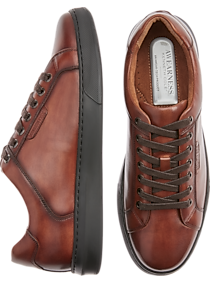 Awearness Kenneth Cole AWEAR-TECH Logan Cognac Suit Sneakers