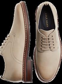 1950s Men's Clothing Cole Haan Frankland Grand Plain Toe Derbys Hawthorne $125.99 AT vintagedancer.com