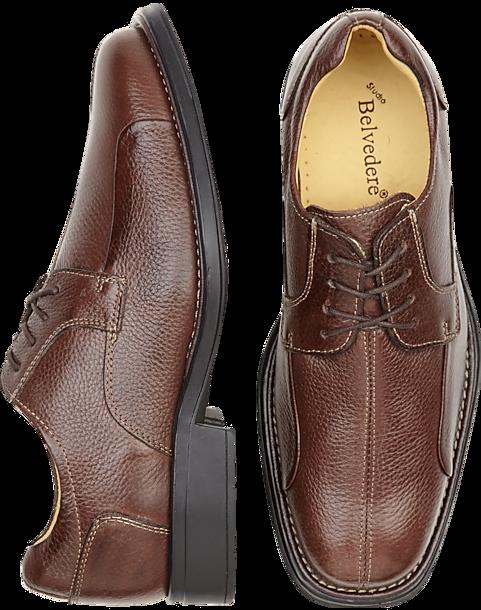 Belvedere Bay Bridge Brown Dress Shoes