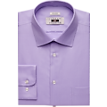 Joseph Abboud Lavender Twill Dress Shirt