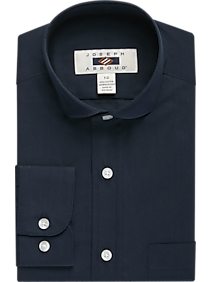 Mens Boys Shirts, Shirts - Joseph Abboud Boys Navy Dress Shirt - Men's Wearhouse