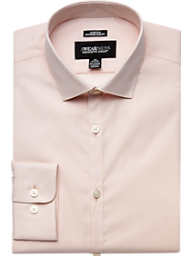 Awearness Kenneth Cole Pink Extreme Slim Fit Dress Shirt
