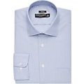 Pronto Uomo Gray Stripe Dress Shirt