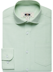 Mens Boys Shirts, Shirts - Joseph Abboud Boys Pistachio Dress Shirt - Men's Wearhouse