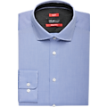 Awearness Kenneth Cole AWEAR-TECH Blue Stripe Slim Fit