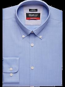 Mens Awearness Kenneth Cole, Shirts - Awearness Kenneth Cole AWEAR-TECH Light Blue Slim Fit Dress Shirt - Men's Wearhouse