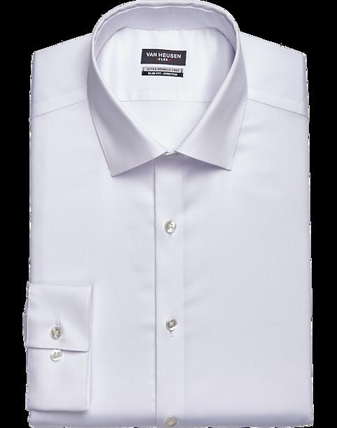 2-Pack Van Heusen Slim Fit Ultra Flex Collar