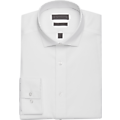 Calvin Klein White Slim Fit Dress Shirt