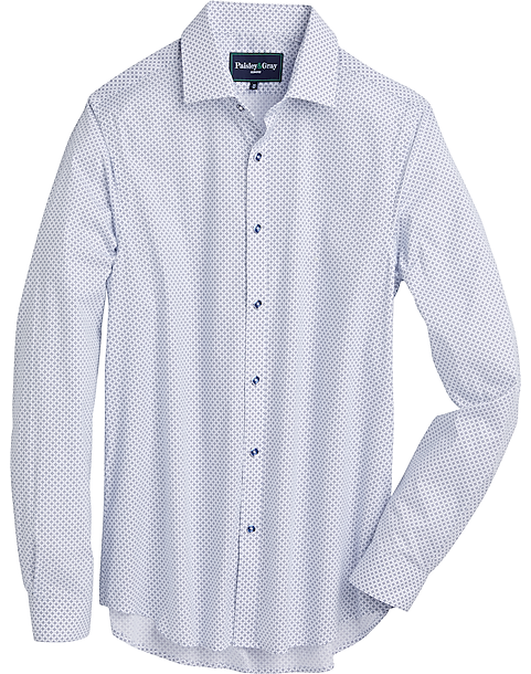 Paisley & Gray Slim Fit Sport Shirt