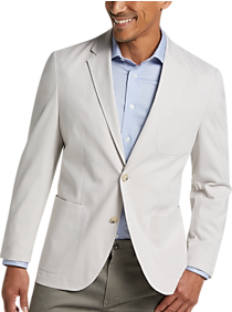Mens Casual Coats, Sport Coats - Joseph Abboud Stone Knit Casual Coat - Men's Wearhouse