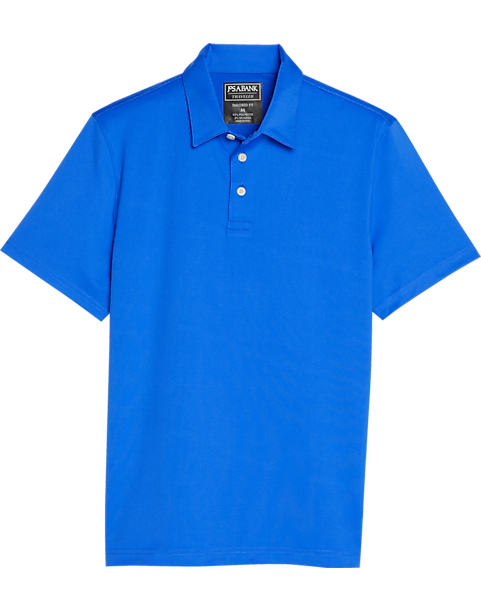 Traveler Collection Modern Fit Short Sleeve Performance Polo