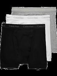 Calvin Klein Black, White, & Gray Classic Fit